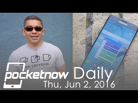 Galaxy Note 7 Edge dual camera, iPhone 7 Plus case leaks & more - Pocketnow Daily