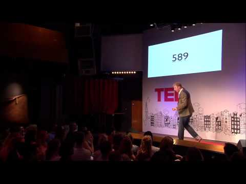 James Lyne   Ted Talk on  Cryptography in Amsterdam