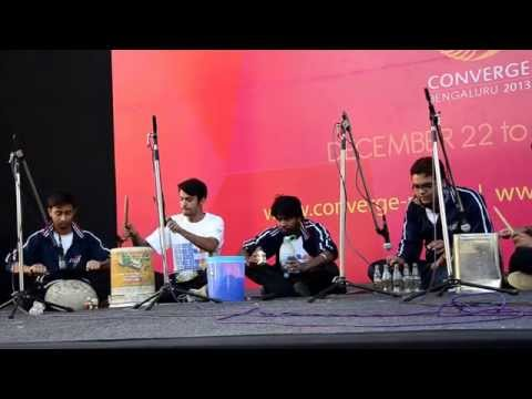 NIFT Gandhinagar Awsome Junk Music Performance