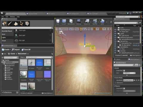 Unreal Engine 4: Le tour d'horizon !