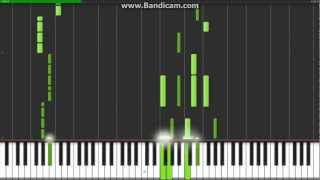 Initial D-Rage your dream Synthesia