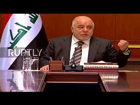 Iraq: 'It will open the door for bloodshed' - PM al-Abadi rejects Kurdish referendum