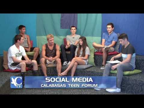 Calabasas Teen Forum - Social Media