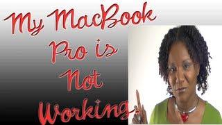 My MacBook Pro Got Wet |  thecreativelady
