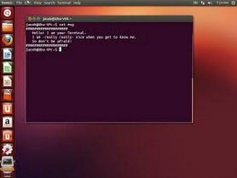 Linux Terminal Tutorial - Basic Terminal Commands (Ubuntu , Linux Mint , Debian ..)
