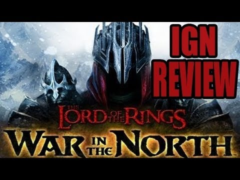 IGN Reviews - Lord of the Rings: War in the North Game Review