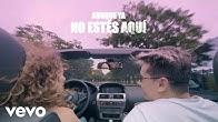 FMK - Aunque Ya No Estés Aquí (Official Lyric Video)