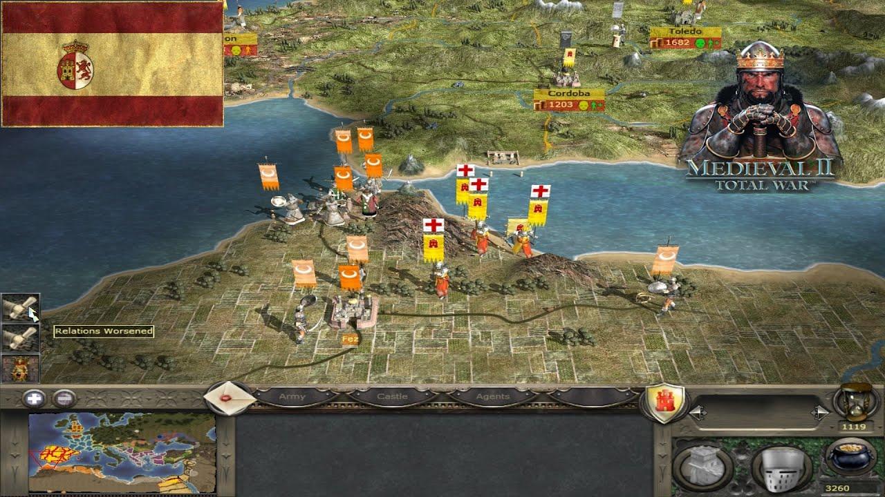 Lets Play Medieval 2 Total War DarthMod 1 4D Part 10