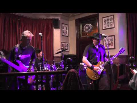 Ed Hudson Band Carshalton 2013