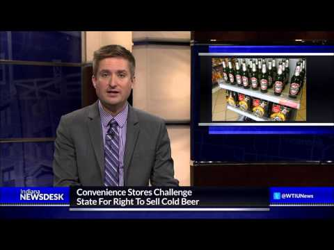 Indiana Newsdesk, February 28, 2014 Cyber Security, Indiana Cold Beer Laws