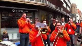 Hollanda Queen's day 2013