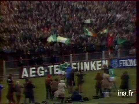 Eliminatoires de la coupe du monde de football 1978 : L'Eire bat la France à Dublin