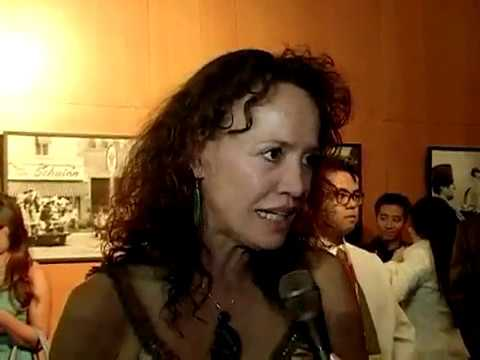 Rena Owen at the L.A. Asian Pacific Film Festival 2010