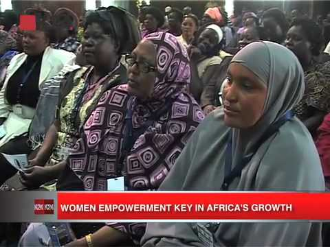 Women's empowerment key in Africa's growth