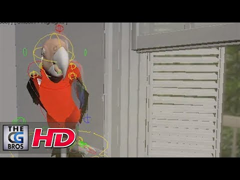 "CGI Animation Making of: HD ""The Garing Dusk"" from GaringDuskTeam"