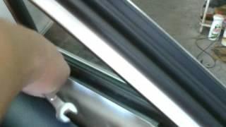 Видео. снятие форточки задней двери (треугольника) на Тойоте Камри. cмотреть видео онлайн бесплатно в высоком качестве - HDVIDEO