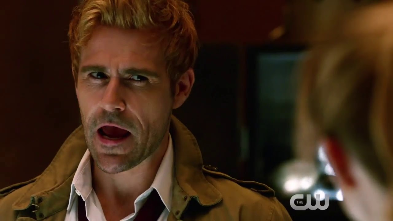 Download DC's Legends of Tomorrow   Daddy Darhkest Scene   The CW
