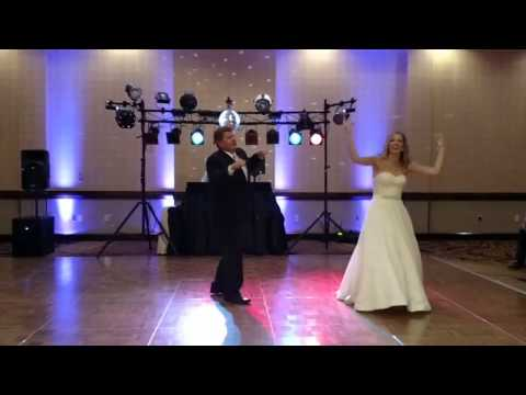 Surprise Father Daughter Dance   Watch Me Whip Nae Nae
