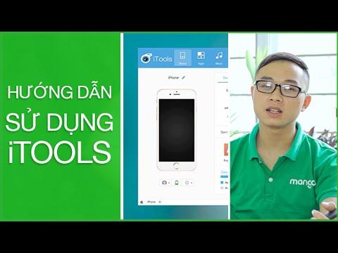 ITools (con Thỏ)-Hướng Dẫn Sử Dụng Cho IPhone - Nhanh, Dễ Dùng Hơn ITunes