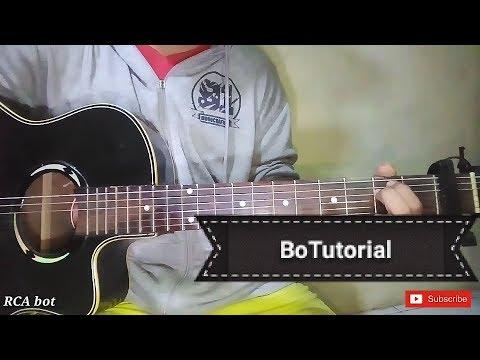 Tutorial chord gitar dasar (Rocket Rockers-Ingin hilang ingatan)