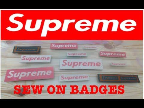 Supreme (stencil Test) - YouTube