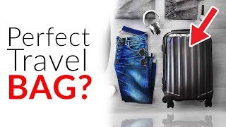 Perfect Luggage? | 10 Tips To Find The BEST Travel Bag For You