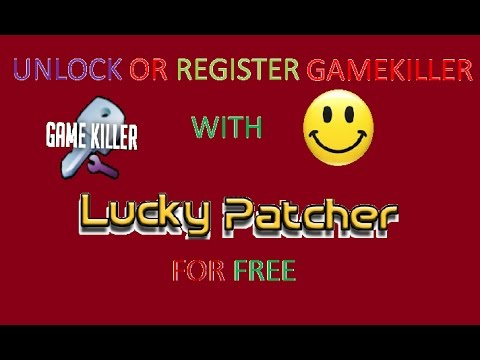 How to unlock or register full version of game killer 100% free & working (HINDI)