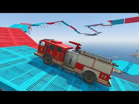 S.O.S! EMERGENCIA!! - CARRERA GTA V ONLINE - GTA 5 ONLINE