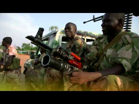 From The Ashes, hunting for hope in the Central African Republic Promo