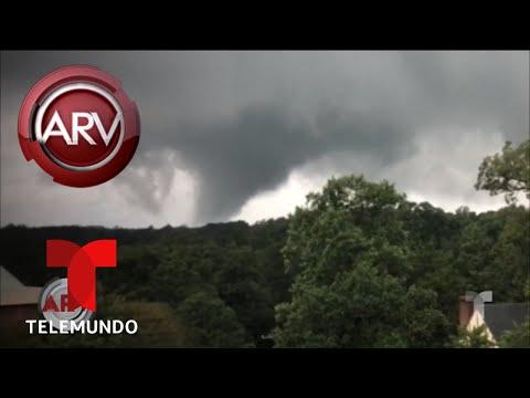 Crecen víctimas mortales tras el paso de Florence | Al Rojo Vivo | Telemundo