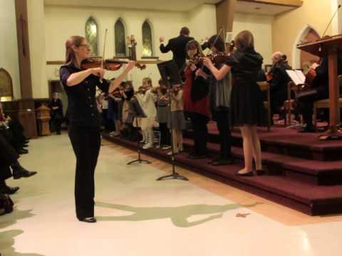 Geoffrey James Lee School of Music Suzuki Students in Concert
