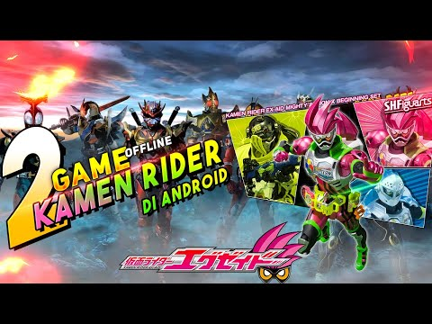 ( 100 MB ) Ada 82 Karakter Super Hero - Coba 2 Game Kamen Rider 3DS ANDROID | OFFLINE