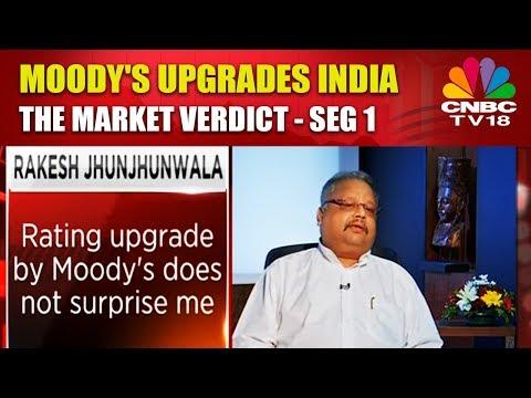 MOODY'S UPGRADES INDIA - THE MARKET VERDICT - SEG 1