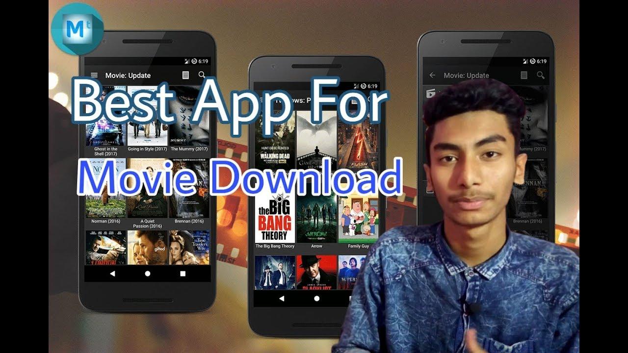 || Best App For Movi Download || Best Movi Download App in 2018 - 19 ||The  Frazix-Pro