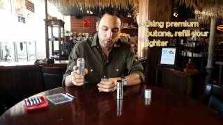 How to refill your lighter? Lighter Troubleshooter
