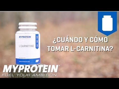 Como puedo tomar l carnitina para bajar de peso
