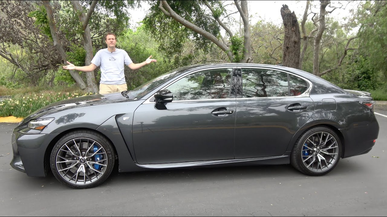 2020 Lexus GS F Picture