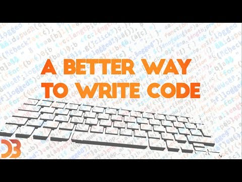 A Better Way To Write Code