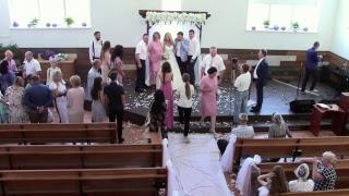 Венчание в церкви Благодати - 06.07.2018