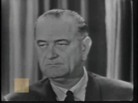 Lyndon B. Johnson-Address at Johns Hopkins University (April 7, 1965)