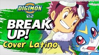 Repeat youtube video ·CÉSAR FRANCO·「Break Up! ~¡Despierta!~」(Cover en español) [New Mix]