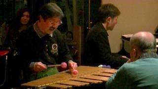 『大井貴司 Sper Trio』 (vib)大井貴司 (Takashi Ooi)、(p)三木成能、(b...