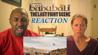 "Reacting To Bahubali:The Beginning War Scene """