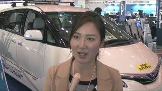 自動運転車アイサンテクノロジー・名古屋大学