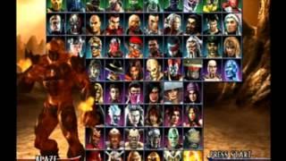 Release Mortal Kombat Armageddon Enhanced Mod Gameplay
