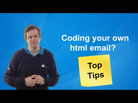 Code Your Own HTML Email Newsletter - How To