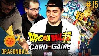 Xari : Deck Bardock vs Tweekz :  Deck Freezer - Dragon Ball Super Card Game #14