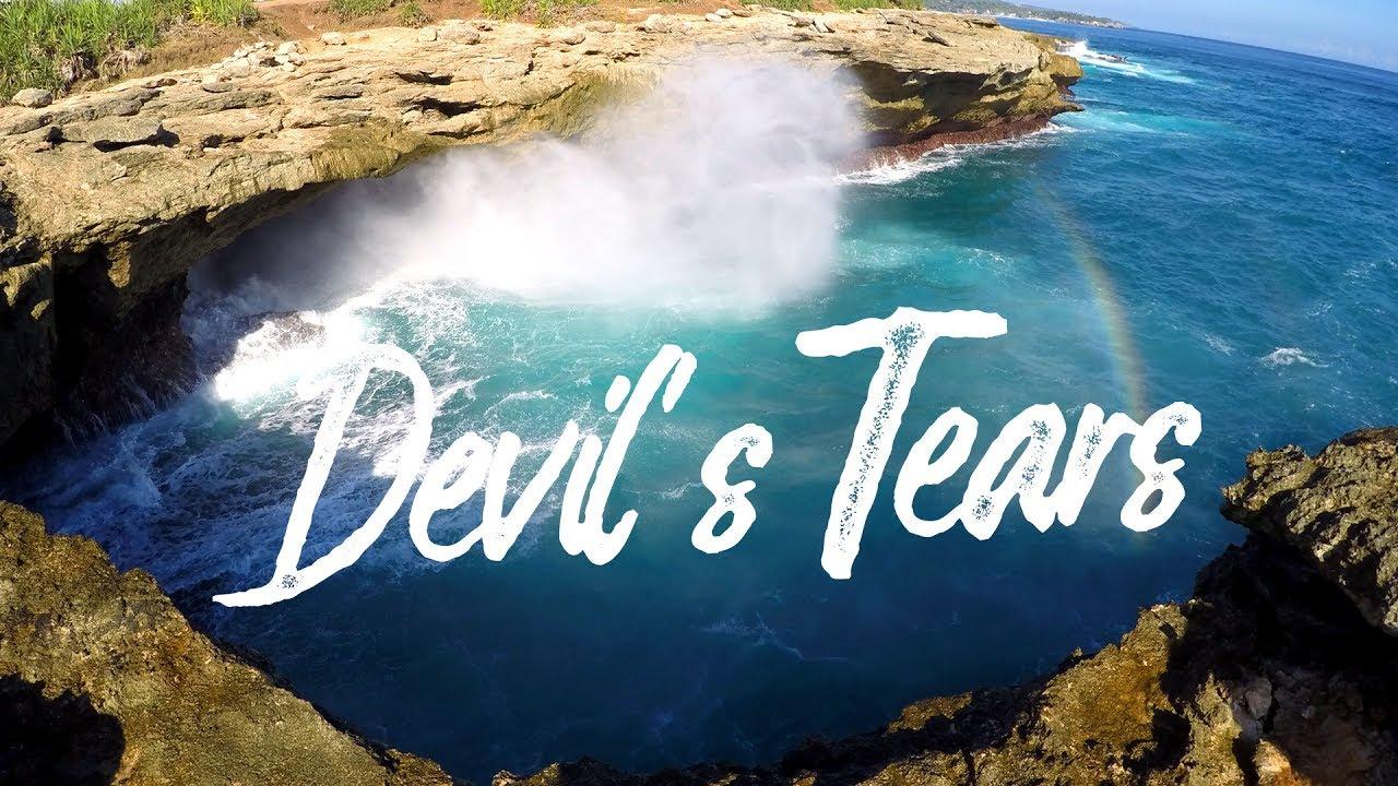 Devil's Tears - Nusa Lembongan island (Indonesia)