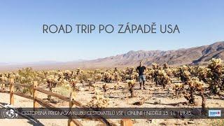 #5 🇺🇸 Road trip po západě USA (Tomáš Pejša)