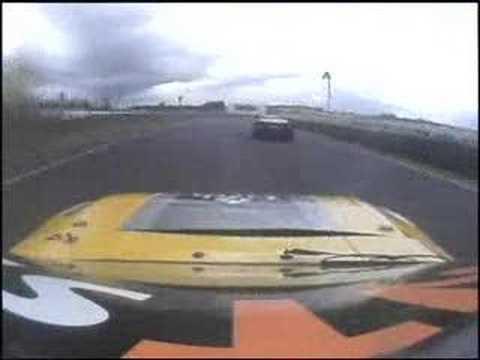 Cameron Jones OSCA RX7 Turbo Pukekohe